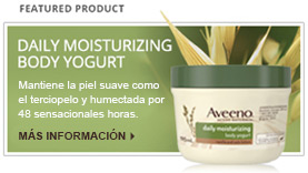 Aveeno® Daily Moisturizing Body Yogurt