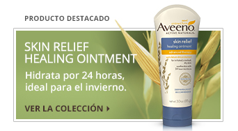 Promoción Aveeno® Skin Relief Collection
